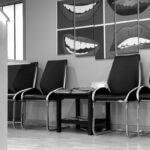 salle d'attente dentiste Mathieu Benichou Toulouse